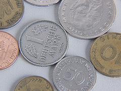 D-Mark-Münzen