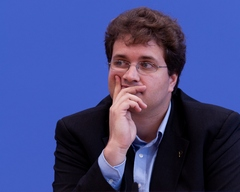Sebastian Nerz, Bundesvorsitzender der Piratenpartei