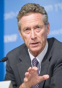Oliver Blanchard, Chefvolkswirt des IWFs, 2008