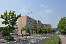 Gebäude der BaFin inFrankfurt