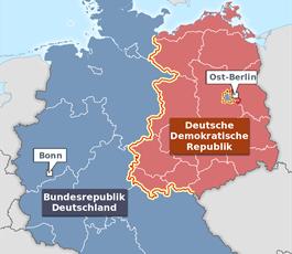 BRD und DDR 1989