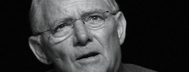 Wolfgang Schäuble Juni 2013