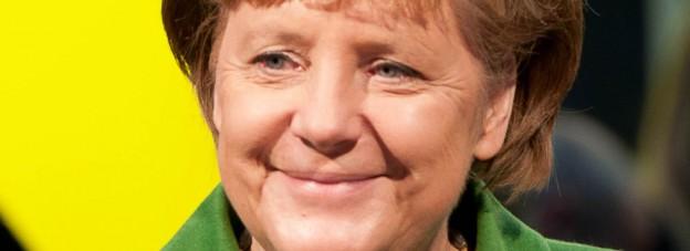 Angela Merkel Cebit