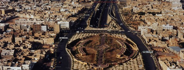 Stadtautobahn_Riyadh_Saudi_Arabien