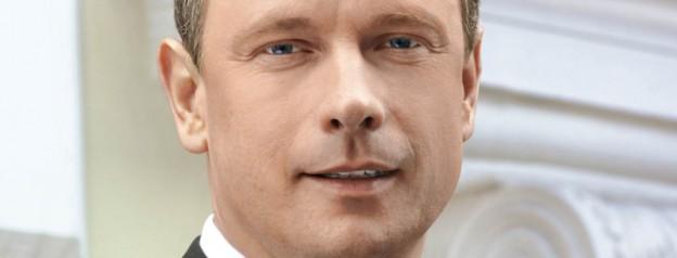 Der Staatssekretaer im Bayerischen Finanzministerium Georg Fahrenschon am 13.07.2008 in Muenchen. Foto: Gerhard Blank fuer Georg Fahrenschon